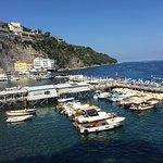 Hotel Grand Riviera views and sunbathing decks in Grand Marina