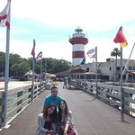 Harbour Town Lighthouse Foto