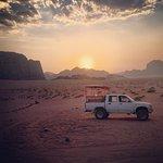 Wadi Rum Camp Foto