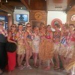 Aloha girl's Cape Bar