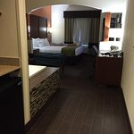 Foto de Comfort Suites St.Joseph / Stevensville