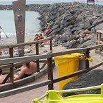 Photo de Playa del Camison