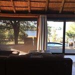 Victoria Falls River Lodge - Zambezi Crescent Foto