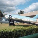 Regulus missile that equipped postwar submarines