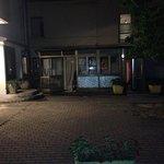 Exterior in very bad disrepair, not even hostel standard,