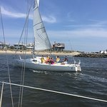 One of our sailboats
