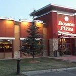 Bild från Boston Pizza