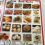 Hong Kong Cafe is a great oasis on Highway 1 that offers dim sum!