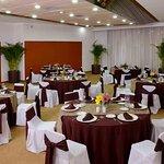 Salon Montaje Banquete