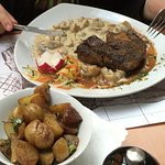 Filetsteak Mignon mit Kreolischen Kartoffeln