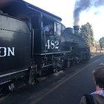 Siverton-Durango train.