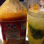Authentic Caribbean food