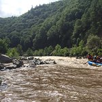 Great day on the Nolichucky.