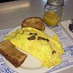 Breakfast at Bob's! Would ya look at that?!?!