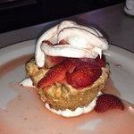 Dessert at Bob's!