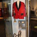 Bugle and Buglers coat