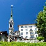 Hotel Eden Garni St. Moritz Foto