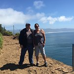 At Cape Lookout Point.
