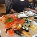 Assiette 32 mcx Sushi Excellent!