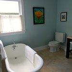 Bathroom in the Jewett Room