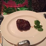 8 oz filet mignon