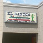 El Rincon is in the corner to yhe right of Big Lots
