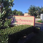 Sign of Prominence Hotel