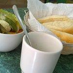 Pan. chile y aderezos