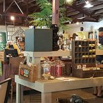 صورة فوتوغرافية لـ Blue Dog Cafe