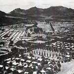Archival photograph of Schofield Barracks