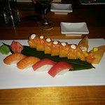 Sushi Dnner