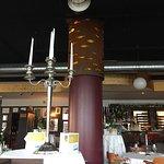 Lutter & Wegner Restaurant Innenansicht