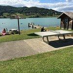 Foto de Camping Lac du Lit du Roi