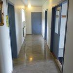 couloir de l'annexe