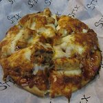 The BBQ Chicken Pizza