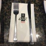 Foto de East Sushi Bar and Grill