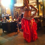 Gorgeous Belly Dancer