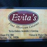 Evita's Fine Mexican Cuisine