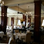 Signature Restaurant and site of breakfast and High Tea