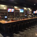 Chef Driven Sports Bar with great craft beers, cocktails, Pizza and more!