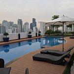 Grand Mercure Bangkok Asoke Residence Foto