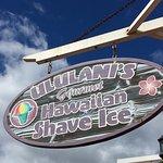 Foto de Ululani's Hawaiian Shave Ice
