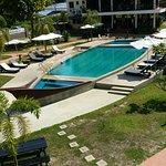 Anjungan Beach Resort & Spa Foto