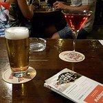 Biere du mois + cosmopolitan