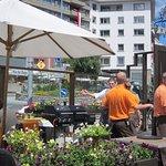 Terras / restaurant