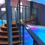 La piscine superbe ouverte de 11h à 23h