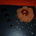 Tartelette chocolat caramel
