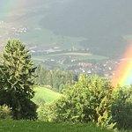 mehrere Regenbogen gleichzeitig/