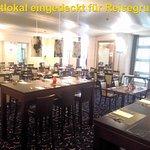 Busgäste-Restaurantteil