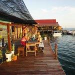 Uncle Chang's Sipadan Mabul Dive Lodge Foto